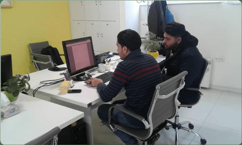 فضای کار اشتراکی در مشهد
